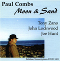Paul Combs Moon And Sand CD